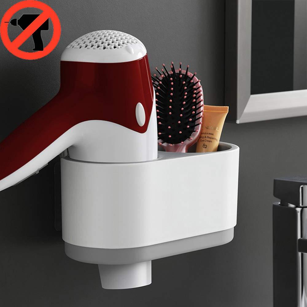Soporte Para El Baño Adhesivo Secador De Pelo (xsr)