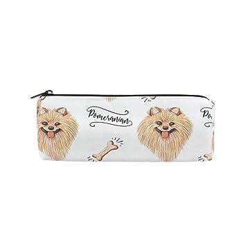 Bonie - Estuche para lápices con diseño de hueso de perro ...