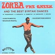 Zorba The Greek and the Best Syrtaki Dances