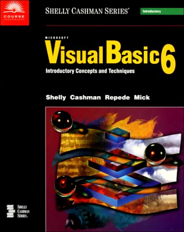 Download Microsoft Visual Basic 6 Introductory Concepts And