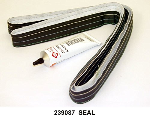 Kenmore 239087 Dryer Drum Rear Seal Genuine Original Equipment Manufacturer (OEM) part for Kenmore
