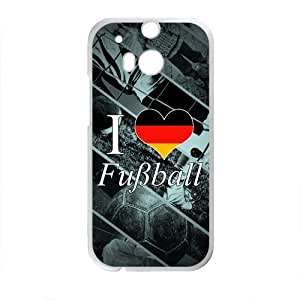 DAZHAHUI IfuBball Brand New And Custom Hard Case Cover Protector For HTC One M8 by icecream design