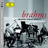 Brahms: Piano Quintet in F Min / Complete String Quartets (1, 2, 3)