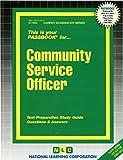 Community Service Officer(Passbooks) (Career Examination Passbooks)