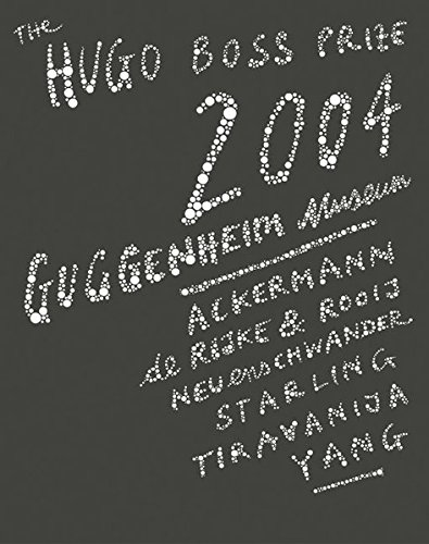The Hugo Boss Prize 2004 : Gugenheim Museum pdf epub
