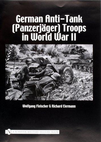 German Anti-Tank (Panzerjager) Troops in World War II ePub fb2 book