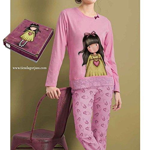 Pijama Niña Gorjuss Invierno - Heartfelt