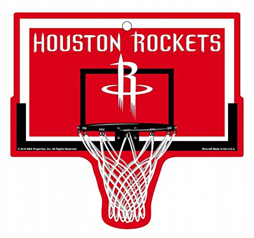 fan products of Houston Rockets NBA Basketball Hoop Street Sign