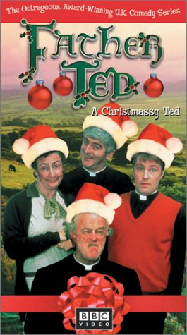 Father Ted - A Christmassy Ted [VHS] Father Ted Christmas Episode