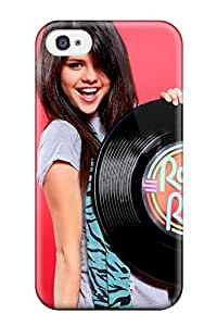 New Fashion Premium Case Cover For Iphone 4/4s - Selena Gomez 8