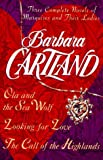 The Call of the Highlands by Barbara Cartland front cover