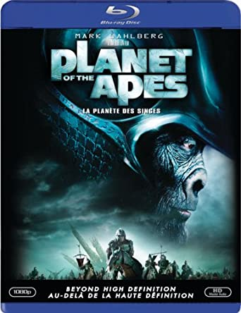 Planet Of The Apes 2001 Blu Ray Amazon Ca Dvd