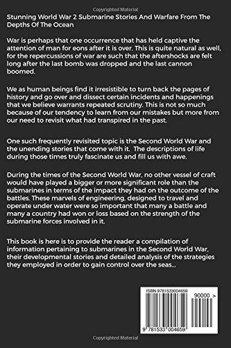 World War 2 Submarines: Stunning World War 2 Submarine