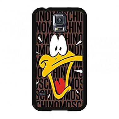 promo code 2f756 0321d Concert Moschino Phone Case For Samsung Galaxy S5 Black Moschino ...