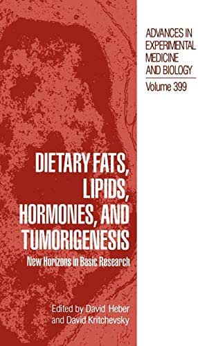 Dietary Fats, Lipids, Hormones, and Tumorigenesis: New Horizons in Basic Research (Advances in Experimental Medicine and Biology)