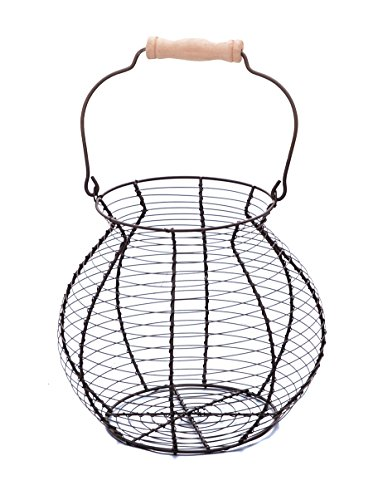 Wire Egg Basket Trademark Innovations