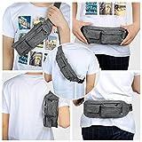 EOTW Waist Pocket Chest Bag Travel Pocket Sling