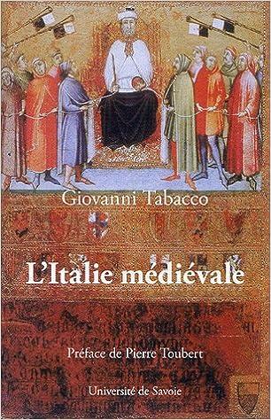 Livres L'Italie médiévale : Hégémonies sociales et structures du pouvoir epub pdf