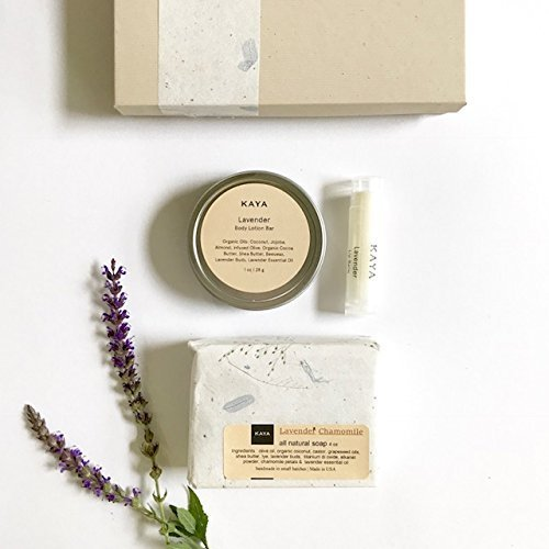 Lavender | Gift for her | Gift for him | Bath and Body Gift Set | 100% natural handmade | Bridesmaid gift | Birthday gift | Welcome kit | Mini gift