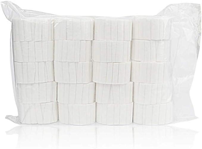 Artibetter 1000pcs rollos de algodón almohadillas de algodones para dentistas paquete no estéril de 1000: Amazon.es: Belleza