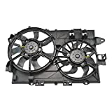 Dual Radiator Cooling Fan Assembly for 06-08