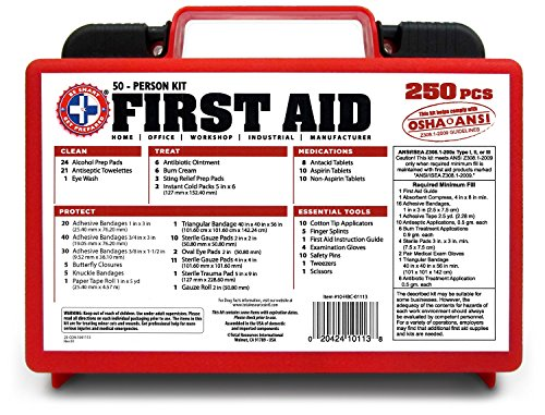 The 8 best first aid kits for schools