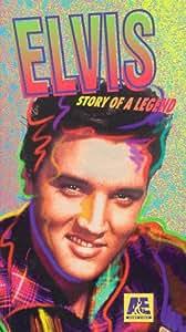 Amazon.com: Biography - Elvis Presley: Story of a Legend ...