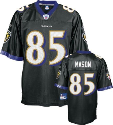 Amazon.com: Reebok Baltimore Ravens Derrick Mason Replica ...