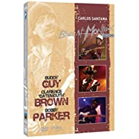 Carlos Santana Presents - Blues At Montreux 2004: Buddy Guy, Clarence Gatemouth Brown, & Bobby Parker (3DVD)
