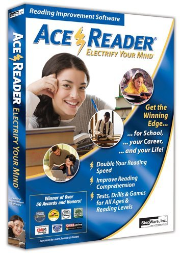 Acereader Elite for PC (Windows 10, Windows 8, Windows 7, Windows XP) by StepWare, Inc.