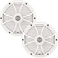 Wet Sounds SW-808 White Cone 8 Coaxial Speakers