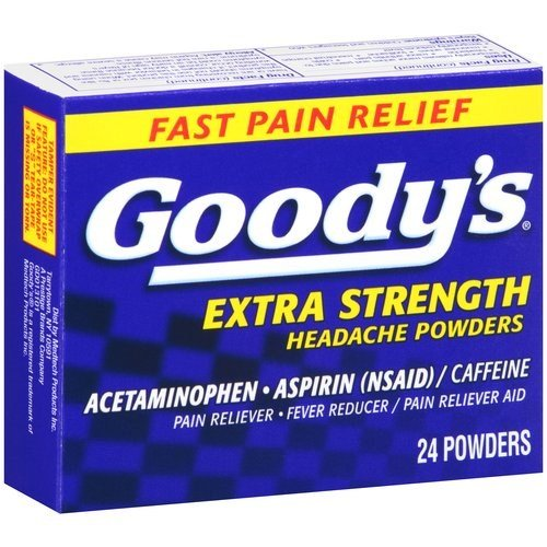 Goodys Extra Strength Headache Powders 24 Tb