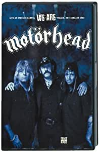 We Are Motorhead Dvd