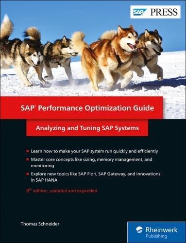 SAP Performance Optimization Guide (8th Edition) (SAP PRESS) by SAP Press