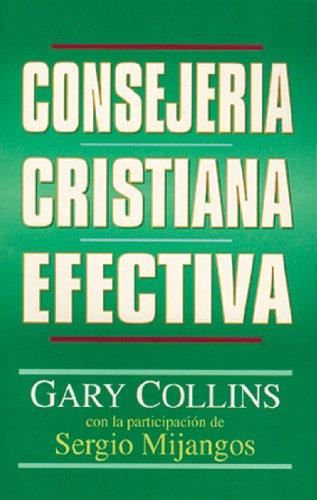 Consejeria cristiana efectiva gary collins