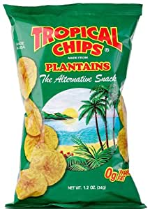 Tropical Chips - 1.2 oz. - 60 ct.