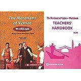 The Merchant of Venice Workbook For ICSE Class IX & X With Teacher's Handbook (Guide)