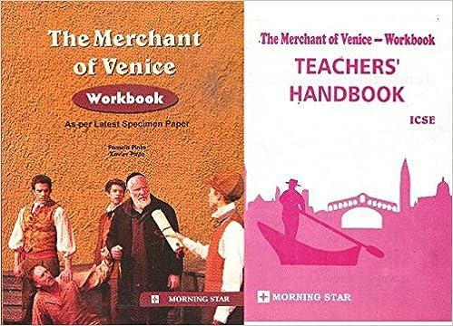 black pearl the merchant of venice teachers handbook