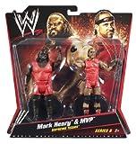 WWE Supreme Teams Mark Henry and MVP Figure 2-Pack Series #6