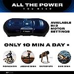 NATARIFITNESS..COM  51PNbu3hKVL._SS150_ FITPULSE Classic Vibration Plate Exercise Machine - Vibration Platform Machine Vibrating Platform Body Vibration Machine…