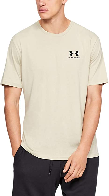 Under Armour Mens Mens Sportstyle Pocket Tee
