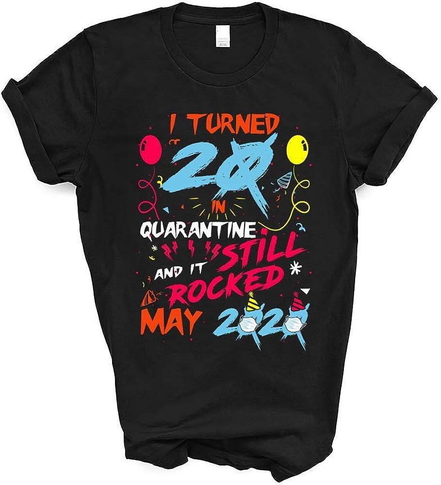 Amazon.com: I Turned 20 in Quarantine and It Still Rocked May 2020