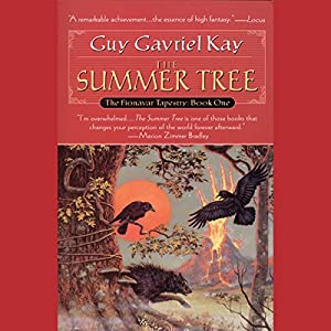 The Summer Tree Audiobook
