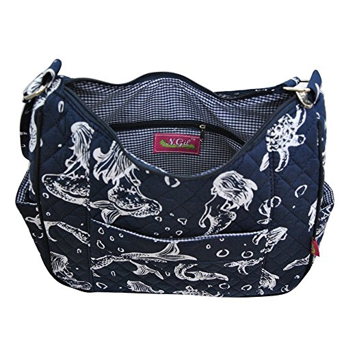 Hobo Print Mermaid Bag Fashion NGIL Quilted qPwOwva