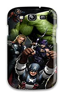 For TaaAJxw8265ADCQm The Avengers 72 Protective Case Cover Skin/galaxy S3 Case Cover