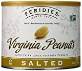 #3: 40oz Can Salted Virginia Peanuts
