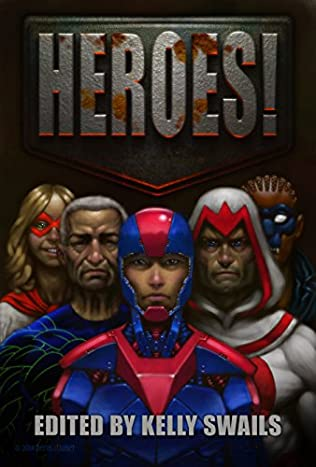 book cover of Heroes!