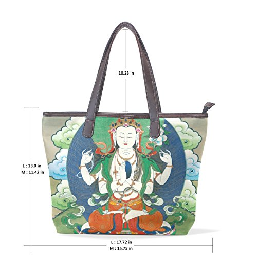 Buddhist Monk Bag Pattern - 4