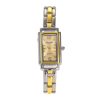 XKC-watches Relojes para Hombres, Relojes explosivos Minimalista Relojes Casual Ladies Reloj de Cuarzo