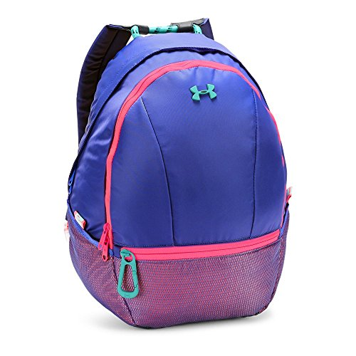 Under Armour Girls' Downtown Backpack, Constellation Purple (530)/Tropical Tide, One Size